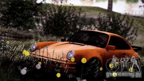 Porsche 911 Turbo 3.3 Coupe 1982 для GTA San Andreas вид сбоку