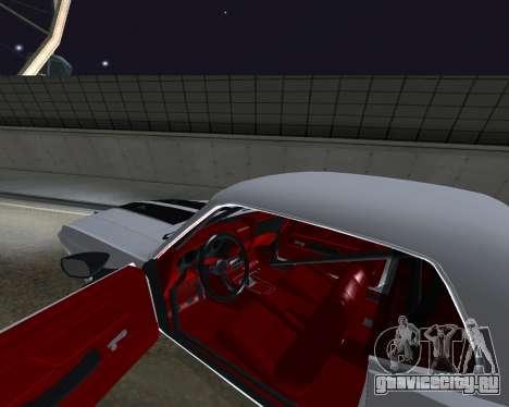 Ford Mustang Anvil для GTA San Andreas вид справа