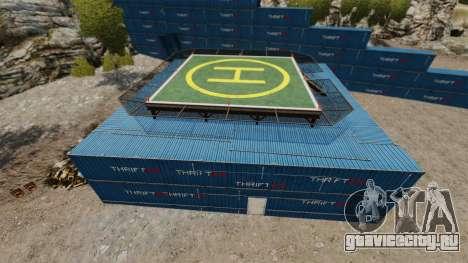 Убежище для GTA 4 шестой скриншот