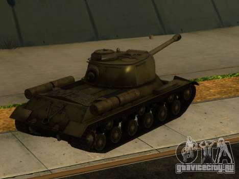ИС-2 для GTA San Andreas