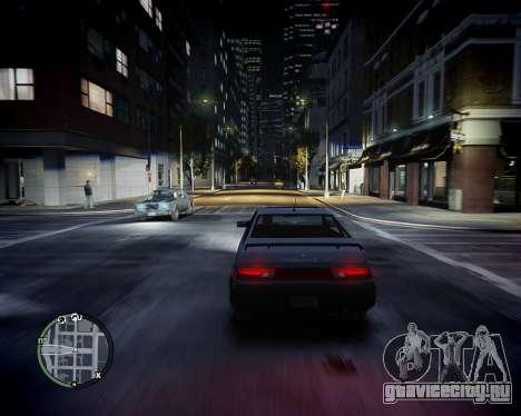 BiXenon v2.0 для GTA 4 четвёртый скриншот