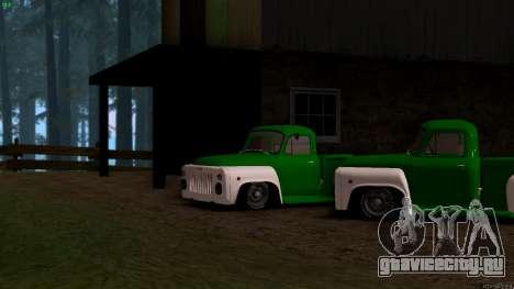 ГАЗ 53 для GTA San Andreas вид справа