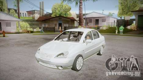 Suzuki Liana 1.3 GLX 2002 для GTA San Andreas
