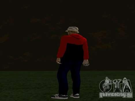 Скин на Maccer для GTA San Andreas третий скриншот