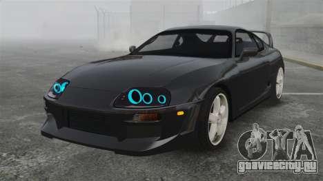 Toyota Supra для GTA 4