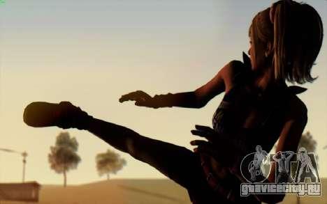 ENB Z Finale для GTA San Andreas четвёртый скриншот