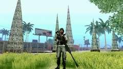 Barrett M82 из Battlefield 4