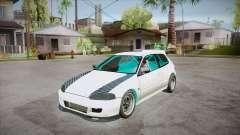 Honda Civic (EG6) Drag Style для GTA San Andreas