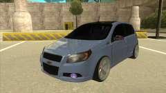 Chevrolet Aveo LT для GTA San Andreas