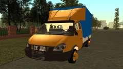 ГАЗель 33022 Бизнес для GTA San Andreas