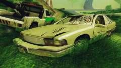 Buick Roadmaster Разбитый