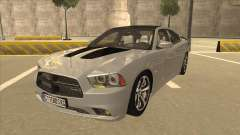 Dodge Charger RT Daytona 2011 V1.0 для GTA San Andreas