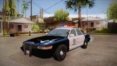 Vapid GTA V Police Car