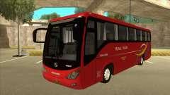 KINGLONG XMQ6126Y - Rural Tours 2780 для GTA San Andreas