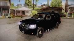 Chevrolet Tahoe LTZ 2013 Unmarked Police для GTA San Andreas