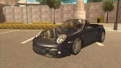 Porsche 911 Turbo Cabriolet 2008