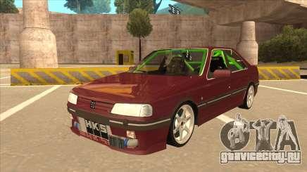 Peugeot 405 ami16 X4 для GTA San Andreas