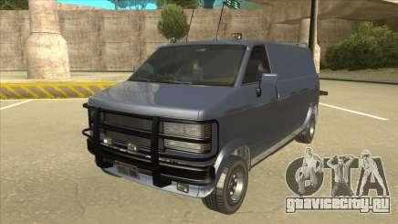Clean TLAD Gang Burrito для GTA San Andreas
