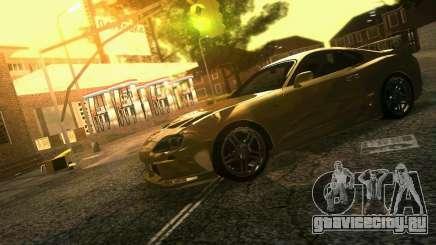Toyota Supra TRD для GTA Vice City