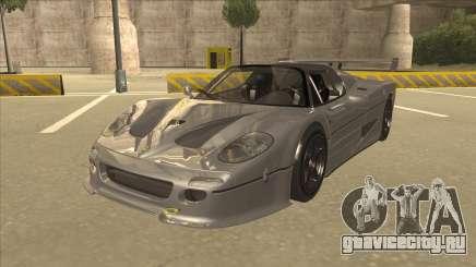 Ferrari F50 GT TT Black Revel для GTA San Andreas
