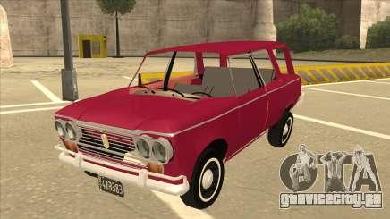 Fiat 1500 Familiar для GTA San Andreas