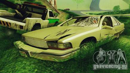 Buick Roadmaster Разбитый для GTA San Andreas