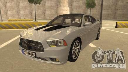 Dodge Charger RT Daytona 2011 V1.0 для GTA San Andreas