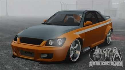 Sultan RS v2.5 для GTA 4