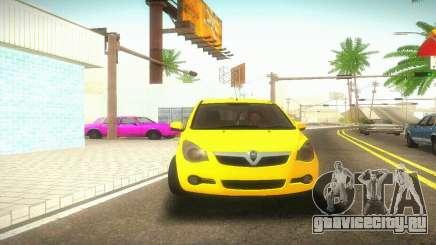 Vauxhall Agila 2011 для GTA San Andreas
