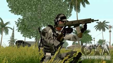 CZ 805 из Battlefield 4 для GTA San Andreas