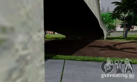 ENBSeries for low PC для GTA San Andreas седьмой скриншот