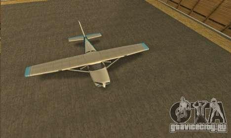 Dodo GTA V для GTA San Andreas вид слева