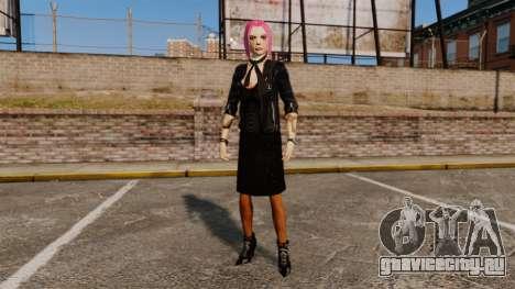 Новая одежда у девушки Нико для GTA 4 третий скриншот