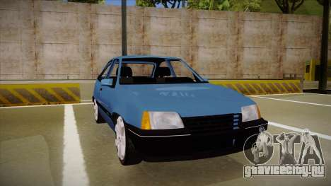 Chevrolet Kadett для GTA San Andreas вид слева