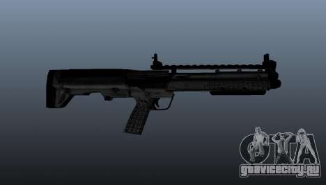Ружьё Kel-Tec KSG 12 v1 для GTA 4 третий скриншот
