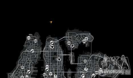 Снежная локация Sakina для GTA 4 десятый скриншот