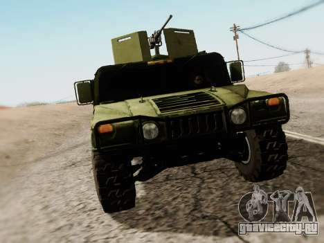 Humvee Serbian Army для GTA San Andreas