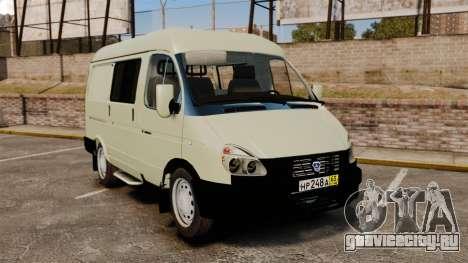 ГАЗ-2752 Соболь v1.1 для GTA 4