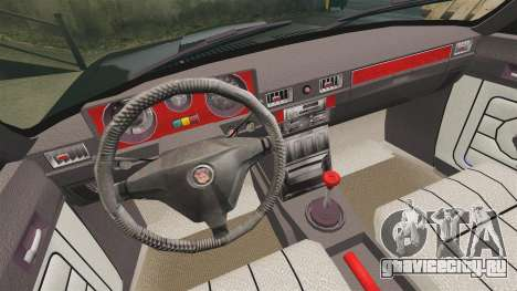 ГАЗ-2410 Волга v1 для GTA 4 вид сбоку