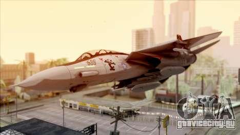 USA Navy Hydra для GTA San Andreas вид сбоку