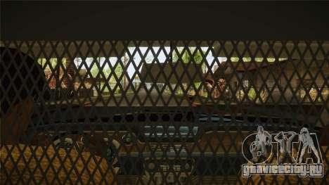 Fasthammer Police SF для GTA San Andreas вид сбоку