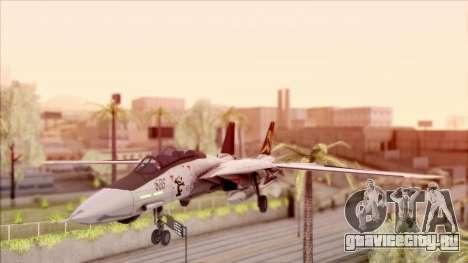 USA Navy Hydra для GTA San Andreas вид слева