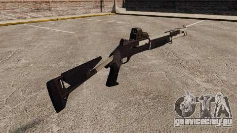 Дробовик M1014 v3 для GTA 4 второй скриншот