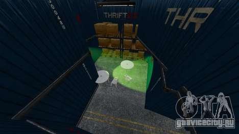 Мини-склад для GTA 4 третий скриншот