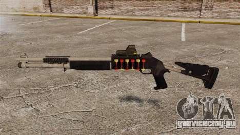 Дробовик M1014 v3 для GTA 4 третий скриншот