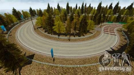 Локация Okutama FZC для GTA 4 четвёртый скриншот