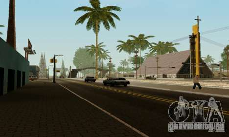 ENBSeries for low PC для GTA San Andreas двенадцатый скриншот