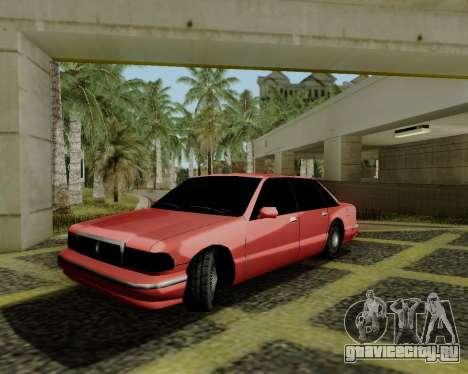 Тонированный Premier для GTA San Andreas