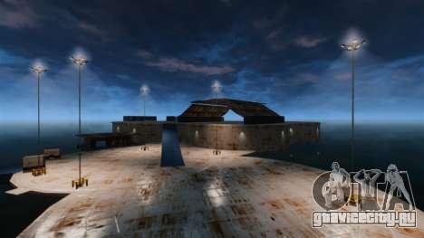 Военно-морская база для GTA 4 седьмой скриншот