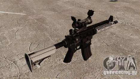Автоматический карабин М4 VLTOR v6 для GTA 4 второй скриншот